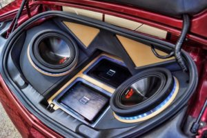 Change crossover and get subwoofer