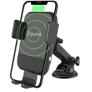 Squish Wireless Qi Certified Charger Car Mount