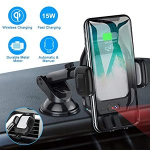 CNSL Wireless Car Charger Mount