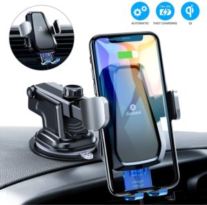Wireless Andobil Car Charger Mount